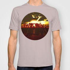 Stonehenge T-shirt by Khana's Web - $22.00