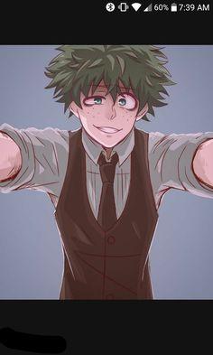 Buko No Hero Academia, My Hero Academia Manga, Deku Boku No Hero, Villain Deku, Anime Boyfriend, Gorillaz, Cute Anime Guys, Broccoli, Marvel