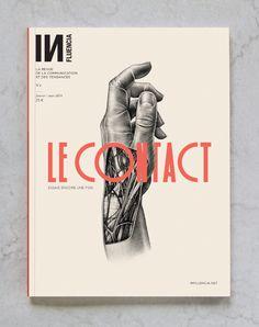 Influencia n°8 by Violaine & Jeremy, via Behance