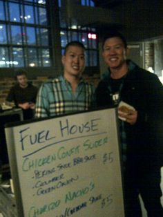 fuel house!
