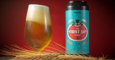 Please welcome The First Sip the crispy refreshing pilsner dry hopped with Saaz & Perle & Citra. It is a beer you start an evening with 4 sure. Victoria Plum, Bourbon Barrel, Old World, Brewery, The One, Pure Products, Victoria