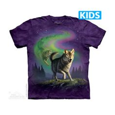 Aurora Wolfpack Kids T-Shirt Use code: NWC15 for 15% off.