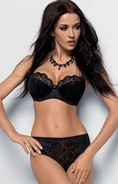 Nemesis semi-soft bra K047 - Shop INTYMNA.PL ™