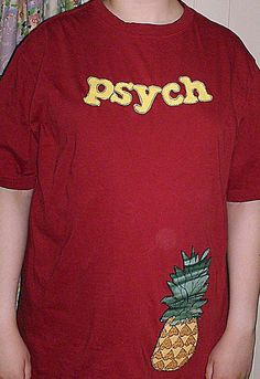 Psych shirt by Green Carbon, via Flickr