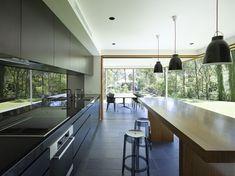 open to outside  Fig Tree Pocket House 2 by Shane Plazibat Architects