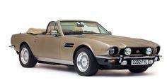 1987 Aston Martin V8 - Volante Series II Fuel Injection