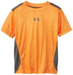 TOPSELLER! Under Armour Boys 2-7 CB Short Sleeve... $8.96