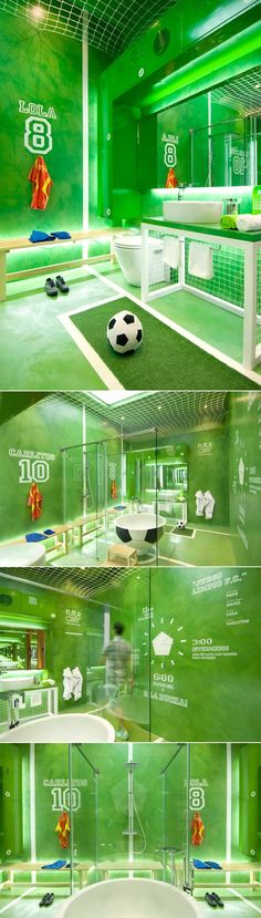 Is your bathroom ready for the World Cup?