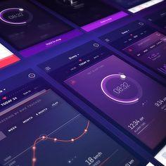 App UX by Gleb Kuznetsov #digital #interface #mobile #design #application #ui #ux #webdesign #app #concept #userinterface #userexperience #inspiration #materialdesign #instaart #creative #dribbble #digitalart #behance #appdesign #sketch #designer #web #iphone #iphoneapp #art #colors #concept #ios