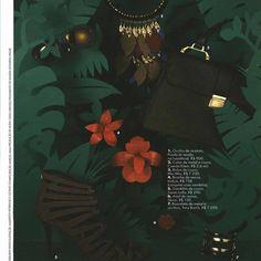 Camila Klein Revista Elle Outubro