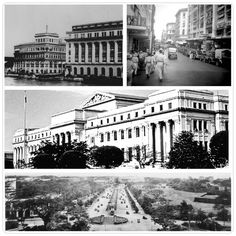 Manila in her former glory