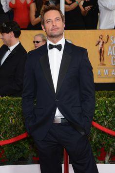 "Josh Holloway from CBS show ""Intelligence"""