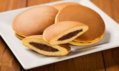 Take These Pancakes and Stuff Them