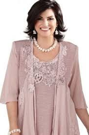 Image result for large mother of the bride wear