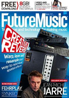 #FutureMusic 296. Jean-Michel Jarre and Fehrplay.