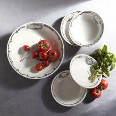 La Cucina Pasta Bowl & Serve Set