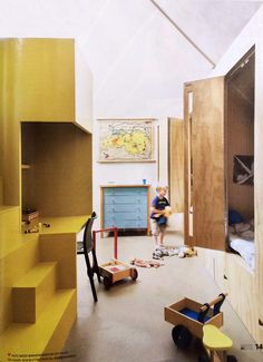 Dutch children's rooms