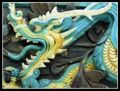 Chinese Dragon.