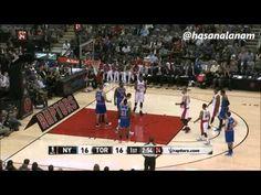 Jonas Valančiūnas vs New York Knicks (10.11.2013)