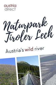 The Lechweg is a long-distance hiking trail from Lech am Arlberg through to Füssen in Germany. The route follows the Lech river, one of Europe's last 'untamed' watercourses, through the Naturpark Tiroler Lech nature reserve. #austria #lechweg #tirolerlech Nature Reserve, Hiking Trails, Long Distance, Austria, National Parks, Germany, River, Deutsch, Long Distance Love