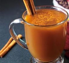 Spiced Cider.... one of my favorite fall things