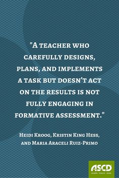 Effective and efficient ways to discover not just answers to questions but also how students arrive at those answers.