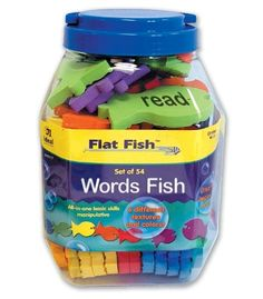 Words Manipulative - Carson Dellosa Publishing Education Supplies.  I would love to win this!