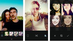 AppsUser: Line presenta su app para crear selfies