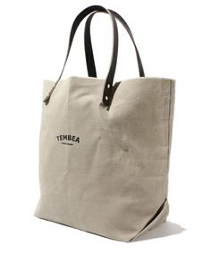 32DELIVERYTT LINEN / tote bag BEAUTY & YOUTH MENS of (Beauty and Youth Men) (tote bag) | detail image
