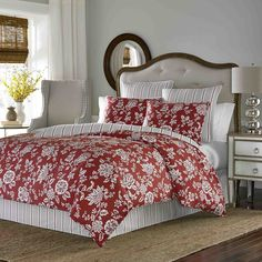 Shop for Stone Cottage Ceylon Cotton Sateen Duvet Cover Set. Get free delivery On EVERYTHING* Overstock - Your Online Fashion Bedding Store! Get in rewards with Club O! Duvet Sets, Stone Cottage, Duvet Comforter Sets, Stylish Beds, Cottage Bed, Bed, Duvet Cover Sets, Duvet Covers, Bedding Sets