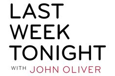 Last Week Tonight With John Oliver, 2015 Primetime Emmy Nominee for Outstanding Variety Talk Series