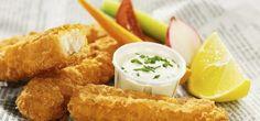 Dipper og sauser til Fish & Crisp - Findus