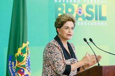 osCurve Brasil : Em entrevista à imprensa internacional, Dilma Rous...