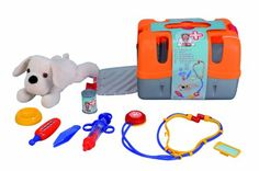 Simba Doctor Dog Vet Kit ** This is an Amazon Affiliate link. Details can be found by clicking on the image.