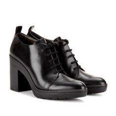 mytheresa.com - Francesine Jana in pelle - Scarpe - Saldi invernali - saldi - Luxury Fashion for Women / Designer clothing, shoes, bags