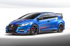 Honda Civic Type R Concept II #concept #car #honda #typer