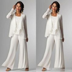 Modest White Chiffon Lace Mother Of Bride Pant Suits Dresses 2016 Cheap Long Sleeves Plus Size Women Formal Evening Gowns For Wedding Party Mother Of The Bride Pant Suits Joan Rivers Malpractice Suit From Sunnybridal01, $112.63| Dhgate.Com