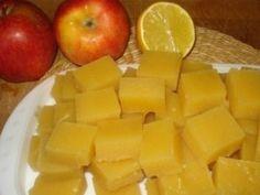 Almazselé kocka | NOSALTY Ale, Mango, Fruit, Recipes, Food, Candy, Manga, Beer, Ale Beer