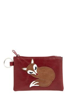 Smart Spending Coin Purse. Theres no reason to be coy about using this cute coin purse! #gold #prom #modcloth