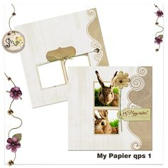 My Papier Collection Quickpages Daily Download