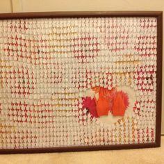1000 cranes for wedding gift