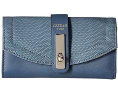 Guess Elegantní peněženka Womens Kingsley SLG Slim Clutch