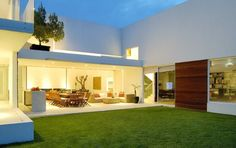 Casa JILE by anonimous-LED http://www.homeadore.com/2012/09/11/casa-jile-anonimousled/