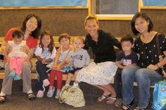 中文故事会 (Mandarin Chinese Story Time) International District Chinatown Branch Seattle, WA #Kids #Events