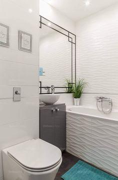 Ha aprócska a fürdőszoba, akkor így rendezd be! Flat Ideas, Home Staging, Sweet Home, Bathtub, Home And Garden, Room Decor, House Design, Interior Design, Bathroom
