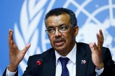 illustrates why investment must be central to development — WHO Dr Tedros Ghebreyesus, the Director-General of World Health Organisation (WHO), says is not just a global health emergency but illustrates why Davos, Wuhan, World Health Organization, Cause And Effect, Medical Equipment, Adolescence, Public Health, Death, Platform