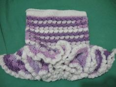 Crocheted Ruffle Skirt - Meladora's Creations Free Crochet Patterns & Tutorials