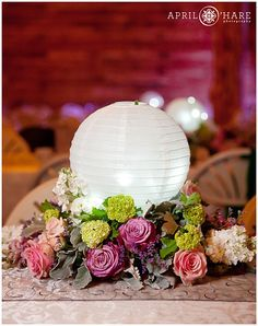 chinese lantern table centrepiece - Google Search