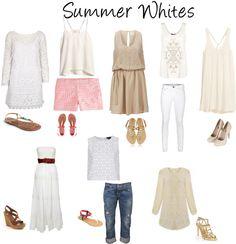 Senior Style – {Summer Whites}