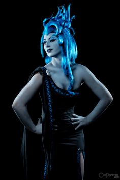 ardawigs: Suzi in Electric Blue (AR006) Genderbent Hades from Disney's Hercules (Lady Hades) Curled, teased and hairsprayed Cosplayer: Elizabeth Rage Photographer: CosPortraits Thanks for the submission!You can submit too! Click here and read the rules!